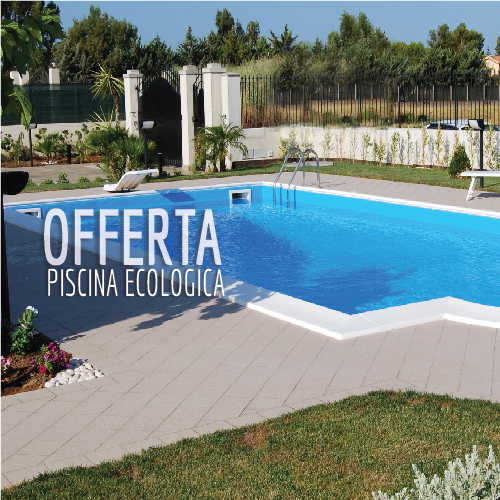 Offerta piscina ecologica wellness spa italy for Piscina ecologica